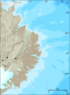 East Fjords Area
